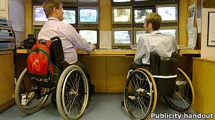 Discapacitados empleo