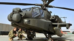 أفغانستان: مقتل جنود مارينز وهجوم طالباني واسع  120914234932_camp_bastion_304x171_s_nocredit