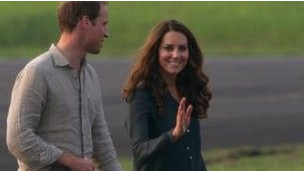 William dan Kate