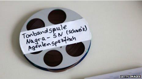 Grabación de la Stasi