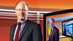 Tổng giám đốc BBC Entwistle