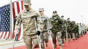 veteranos discapacitados de EE.UU.