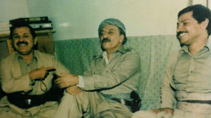 قاسملو و طالبانی