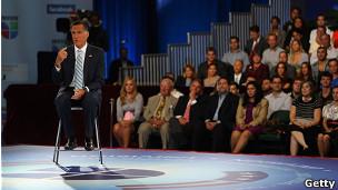 Encuentro con Romney