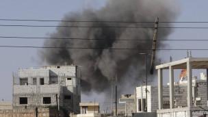 Ledakan di Suriah