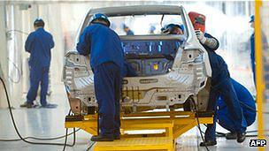 construcción de carros