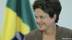Dilma Rousseff / Reuters