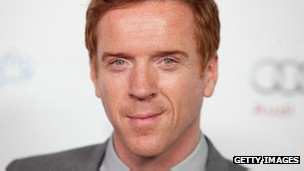 El actor de Homeland, Damian Lewis