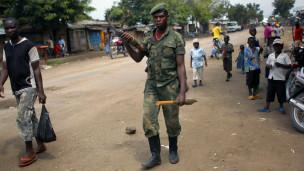 Wanajeshi wa waasi Congo