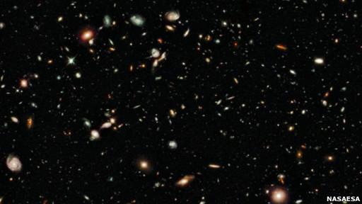 Foto alam semesta