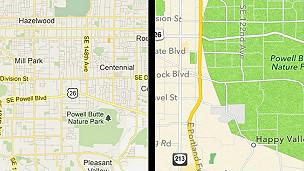 Mapa de Apple