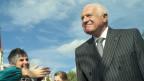 Tổng thống Czech Vaclav Klaus