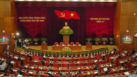 Hội nghị Trung ương 6 dự kiến kéo dài đến ngày 15/10