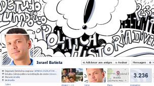 Facebook Prof Israel