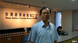 台湾经济研究院经济学家庄朝荣