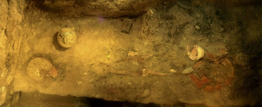 Tumba maya