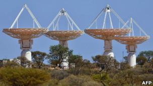 Телескоп Aaskap оснащен 36 антеннами, диаметр которых достигает 12 метров.