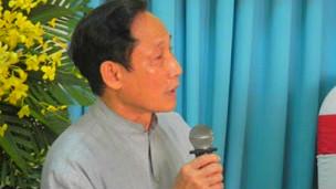 Thiền sư Lê Mạnh Thát