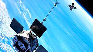Sondas RBSP Imagen NASA