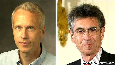 Brian Kobilka y Robert Lefkovitz, galardonados con el Premio Nobel de Química 2012