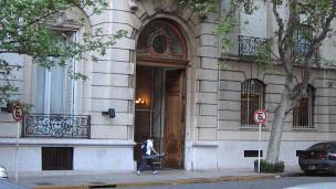 Jockey Club en Buenos Aires