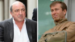 Berezovsky y Abramovich.