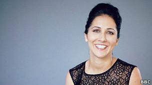 Belinda Parmar, autora de Little Miss Geek
