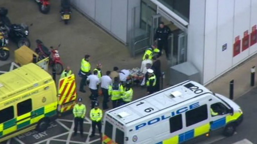 Malala tiba di Birmingham