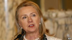 Secretaria de estado, Hillary Clinton