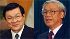 Lãnh đạo Nhà nước và Đảng