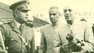 कौल, मेनन और नेहरू