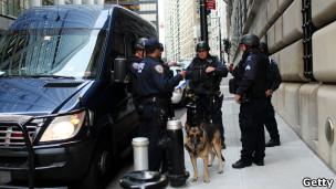 В центре Нью-Йорка предотвращена попытка взрыва