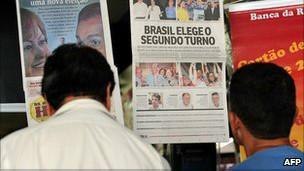 Periódicos en Brasil