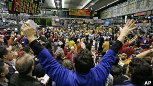 Чикагская торговая биржа