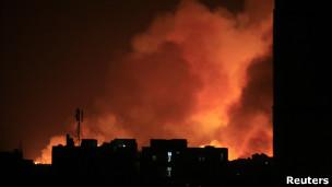 السودان يؤكد اتهامه لإسرائيل بقصف مصنع اليرموك.. وباراك يرفض التعليق