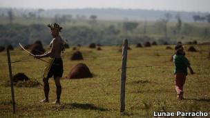 Índios | Foto: Lunaé Parracho