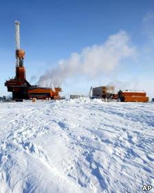Petróleo en Alaska