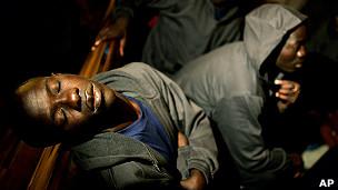 موت 14 مهاجرا أفريقيا  غرقا  قبالة  سواحل المغرب