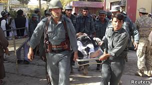 .أفغانستان: مقتل 41 شخصا في تفجير انتحاري في مسجد صبيحة عيد الأضحى