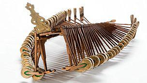 Esqueleto del piano