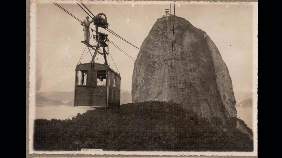 Foto: Arquivo/Companhia Caminho Aéreo Pão de Açúcar