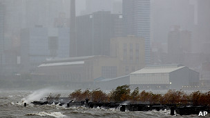 Sandy / Reuters