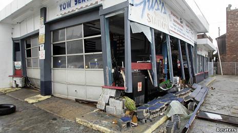 Tienda de reparación de vehículos en Atlantic City, New Jersey