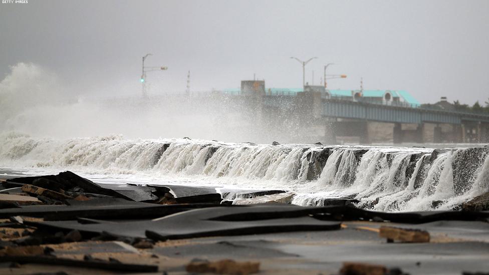 إعصار ساندي Sandy