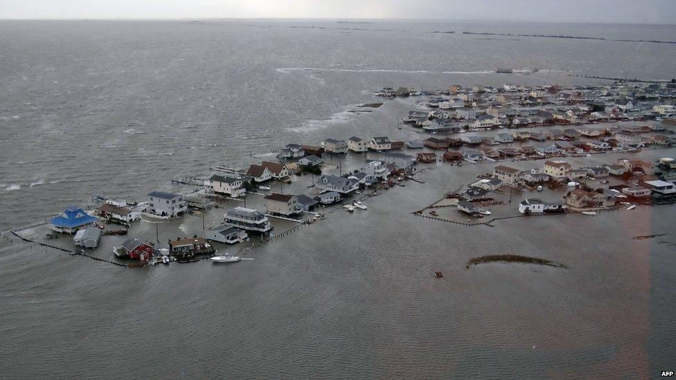 Затопленный берег