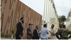 مسلحون يحتلون البرلمان الليبي احتجاجا على تشكيل الحكومة الجديدة