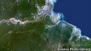 Costa de Brasil