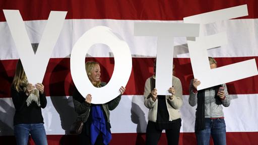 Foto sobre las elecciones
