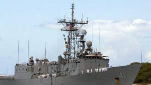 """台湾预计向美国采购的两艘派里级舰将是""""热船"""""""