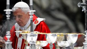 البابا،بنديكتوس السادس عشر، كتاب